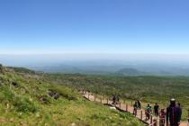済州島の世界遺産「漢拏山(ハルラサン)」登山