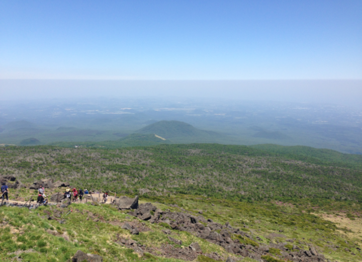 漢拏山(ハルラ山 / 한라산)