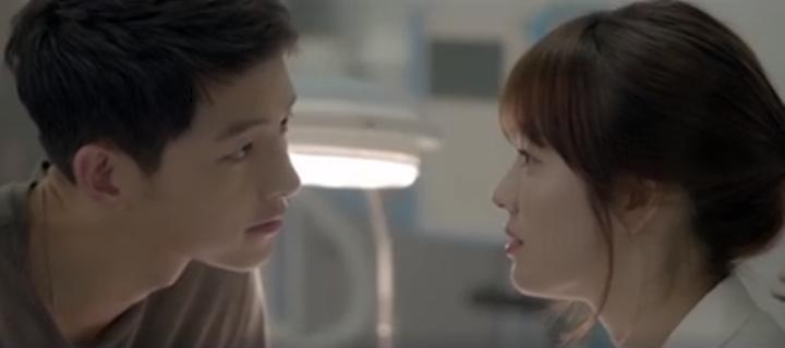 ソン・ジュンギ&ソン・ヘギョ出演の「太陽の末裔」