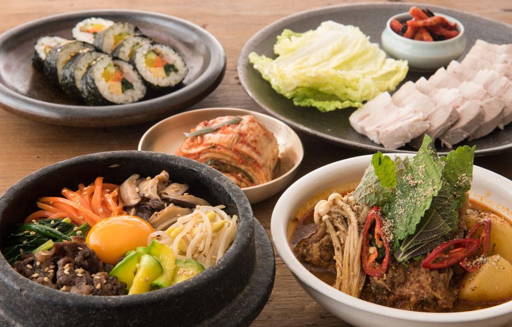 よく使う韓国語単語 - 食べ物一覧