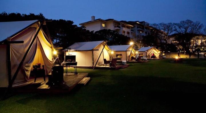 済州新羅ホテルキャンプビレッジ