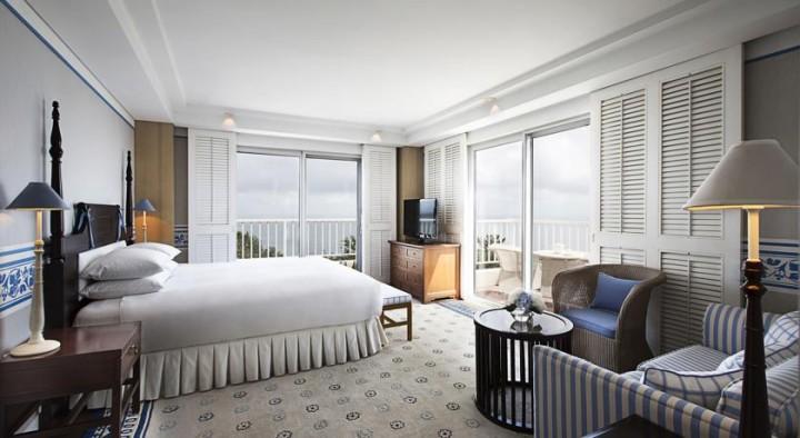 済州新羅ホテルの客室