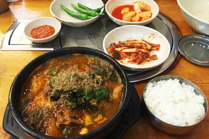 「いただきます」を韓国語では?