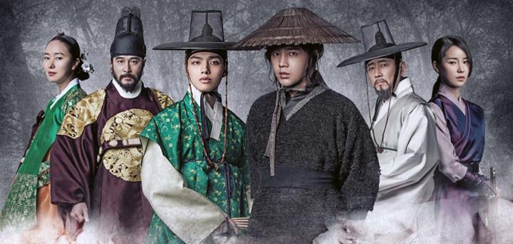チャン・グンソク&ヨ・ジング出演の「テバク」