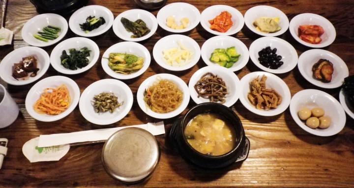 「お腹いっぱい(おなかいっぱい)」を韓国語では?