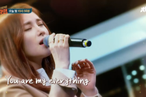 Gummy(거미)「You Are My Everything」のライブを初公開