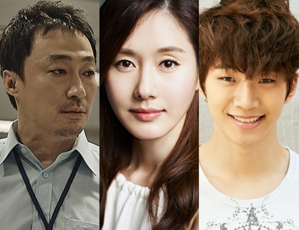 イ・ソンミン&キム・ジス&ジュノ(2PM)出演の「記憶」
