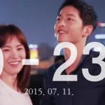 「太陽の末裔」メイキング映像まとめ!ソン・ジュンギ&ソン・ヘギョ出演