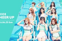 TWICE(トゥワイス)「CHEER UP」のMVが公開