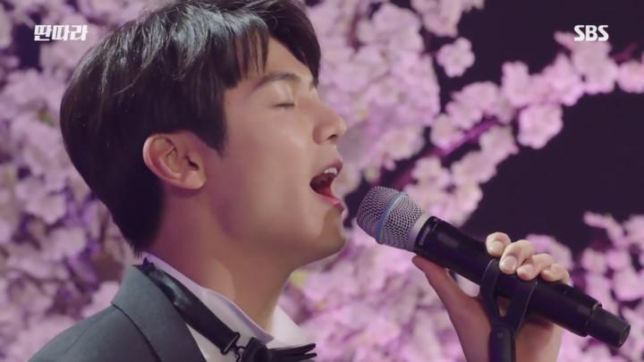 「タンタラ」ボーカル - カン・ミンヒョク(CNBLUE)