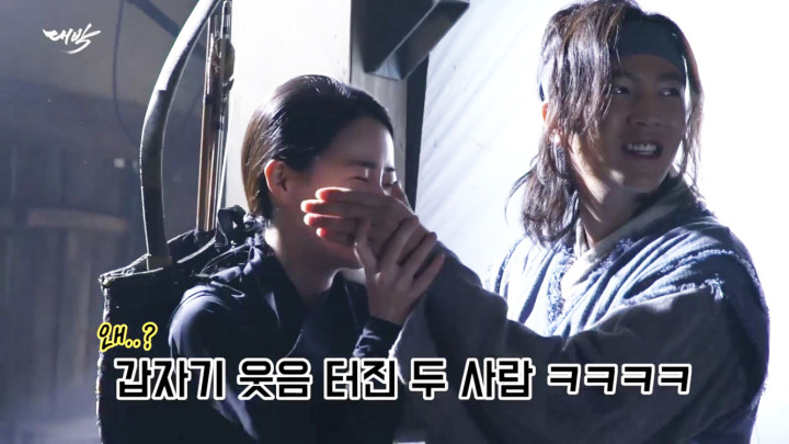 チャン・グンソクとイム・ジヨンとヨ・ジング、本格的な三角関係の始まりか?!