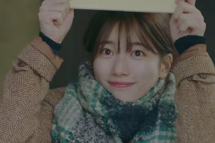 「むやみに切なく」予告映像が公開!miss A スジがスケッチブックを持ってドラマ告知
