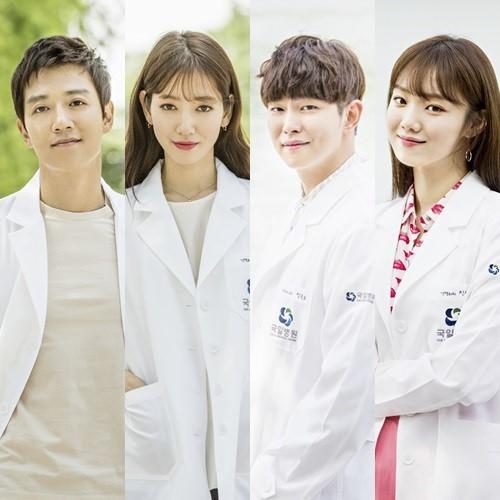「ドクターズ」パク・シネ&キム・レウォン出演