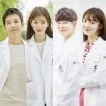 パク・シネ&キム・レウォン「ドクターズ」主演4人のポスター公開!