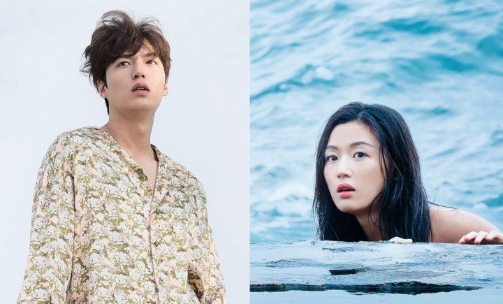 「青い海の伝説」チョン・ジヒョン&イ・ミンホ出演