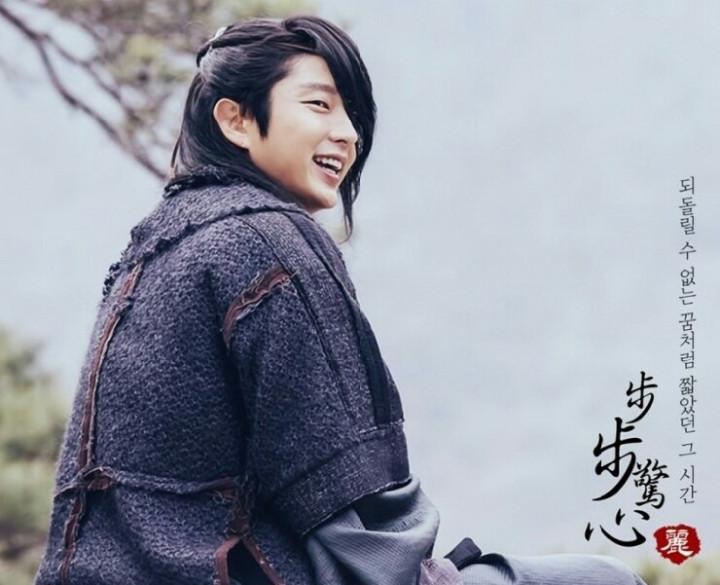 「歩歩驚心:麗」イ・ジュンギ&IU(アイユー)出演