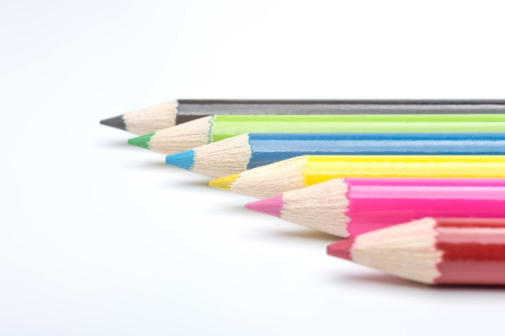 「緑色(みどりいろ)」を韓国語では?色を表す単語