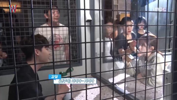 ハン・ヒョジュのファンの方々がサムゲタンを差し入れした日