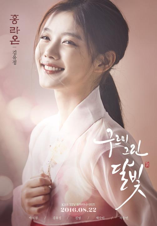 キム・ユジョン(김유정)ホン・ラオン役