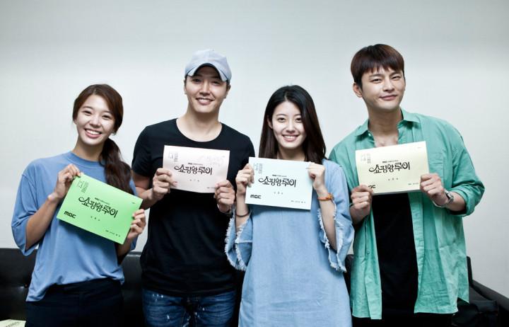ソ・イングク&ユン・サンヒョン&ナム・ジヒョン出演の「ショッピング王ルイ」