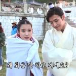 「月の恋人-歩歩驚心:麗」メイキング映像を公開!雨に濡れて寒い中でも、熱演する俳優たち
