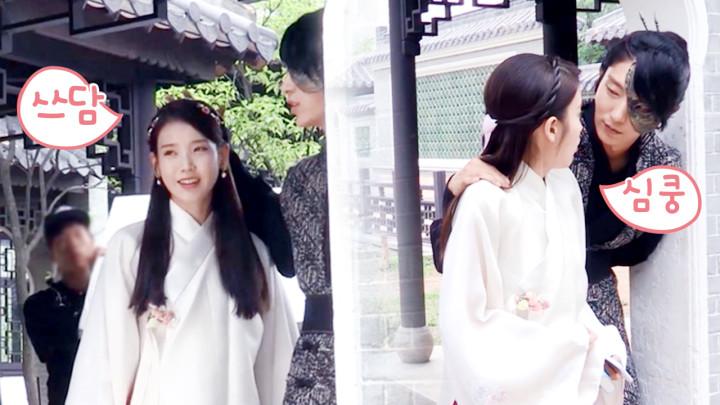 「月の恋人-歩歩驚心:麗」メイキング映像を公開!イ・ジュンギ&IUの甘く殺伐としたロマンス開始?