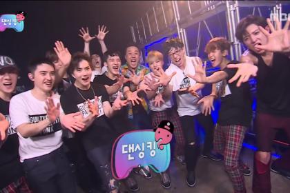 EXO&ユ・ジェソクの合同公演!無限に挑戦の「Dancing King」ハイライト映像