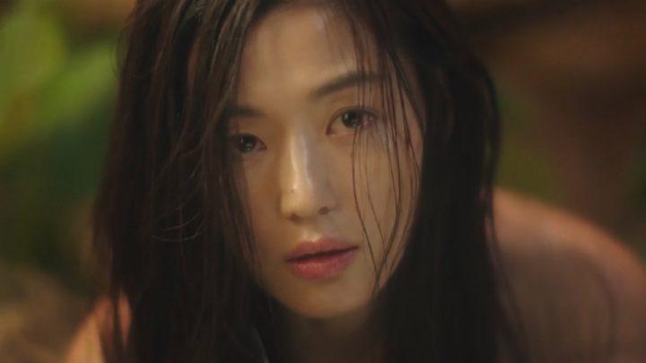 「青い海の伝説」出演のチョン・ジヒョン(전지현)