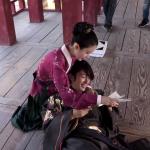 「月の恋人-歩歩驚心:麗」メイキング映像を公開!IU(アイユー)のそばで守ってくれるイ・ジュンギ
