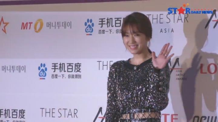 パク・シネ&スジ&ユナ&キム・ユジョン&ナナ「2016 Asia Artist Awards」レッドカーペット登場映像