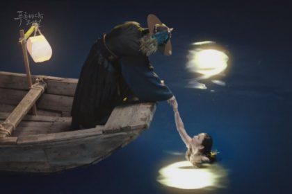 青い海の伝説のOSTまとめ!チョン・ジヒョン&イ・ミン出演の韓国ドラマ