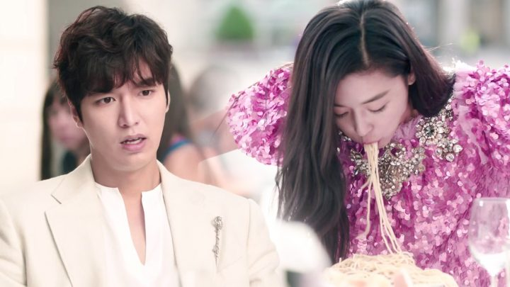 「青い海の伝説」ティーザー映像の第4弾が公開!チョン・ジヒョン&イ・ミンホ出演ドラマ