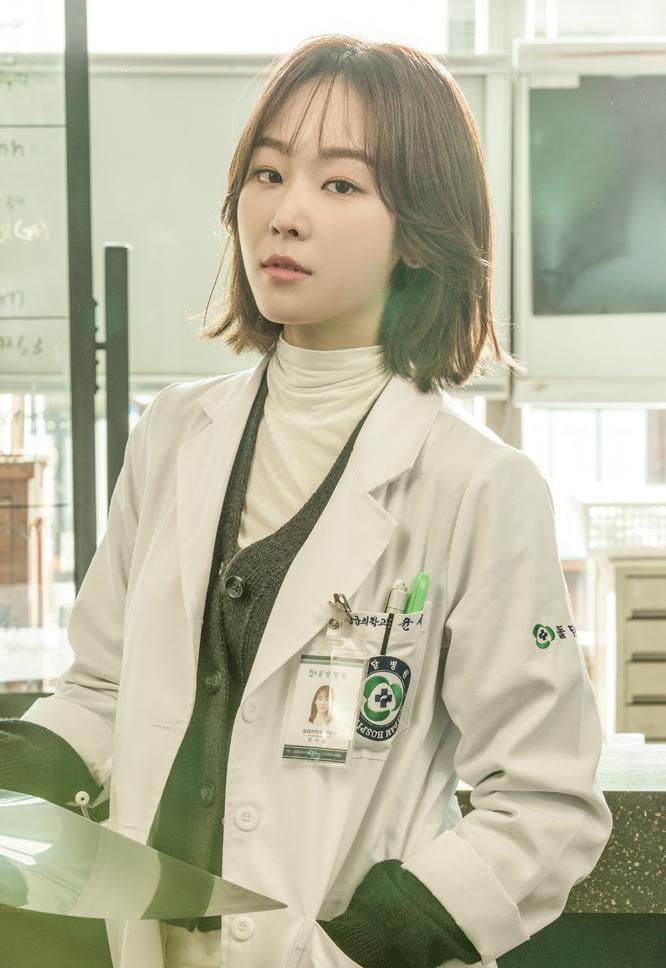 「浪漫ドクターキム・サブ」出演のソ・ヒョンジン(서현진)