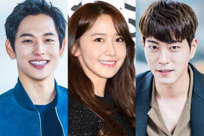 ZE:A シワン&少女時代 ユナ主演の「王は愛する」- 2017年おすすめ韓国ドラマ