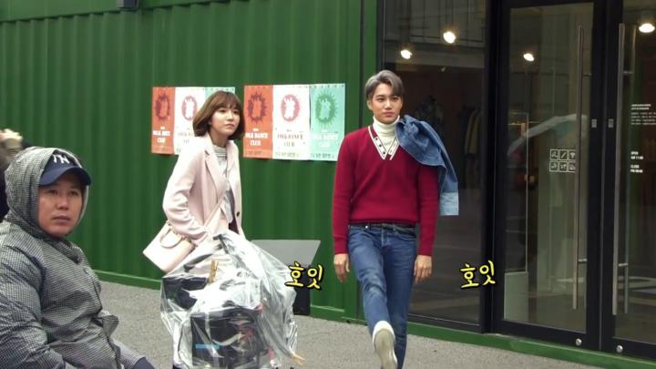 「ファーストキスだけ7回目」EXO カイ編 メイキング映像