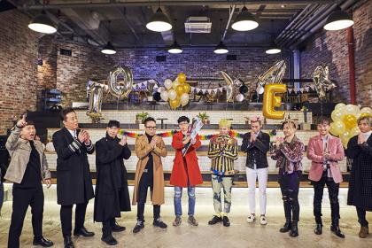 5年ぶりに帰ってきたBIGBANG!「BIGBANG X 無限に挑戦」ハイライト映像