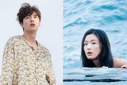 「青い海の伝説」15話の予告映像!チョン・ジヒョン&イ・ミンホ主演ドラマ