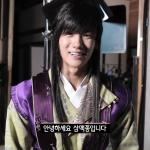 「花郎(ファラン)」メイキング映像を公開!今日はパク・ヒョンシクが奢ります!