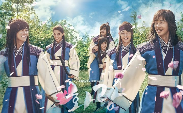 「花郎(ファラン)」9話の予告映像!パク・ソジュン&ZE:A ヒョンシク&Ara主演ドラマ