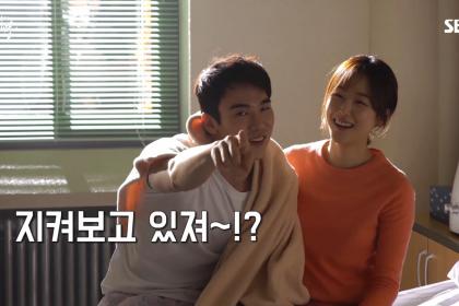 「浪漫ドクターキム・サブ」メイキング映像を公開!ユ・ヨンソク&ソ・ヒョンジンの暖かい抱擁シーン