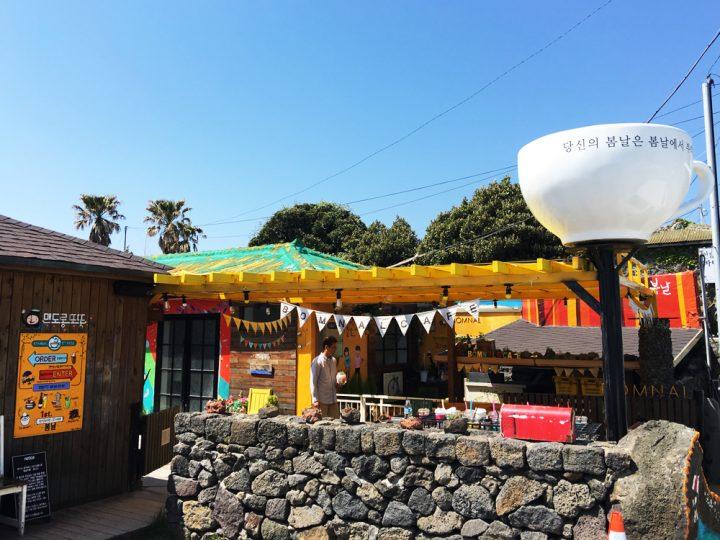 monsant周辺のカフェ