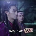 「花郎(ファラン)」メイキング映像を公開!SHINeeミンホvsト・ジハン、ちゃんと対戦する