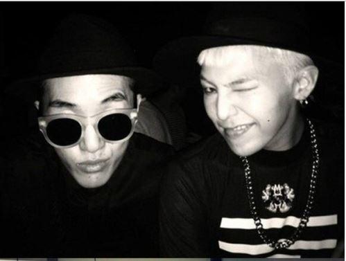 BIGBANGのG-DRAGONがフィーチャリングに参加