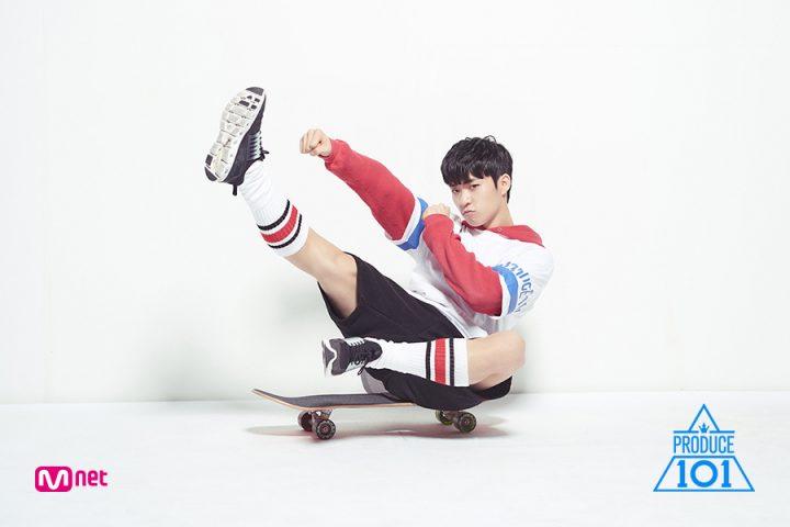 「プロデュース101」シーズン2!テコンドー少年!ビョン・ヒョンミンのプロフィール&自己紹介映像!
