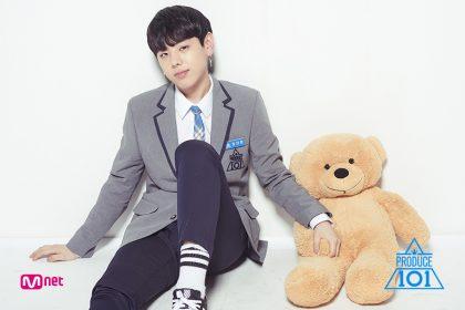 「プロデュース101」シーズン2!ぷっくりしたほっぺの熊人形ラッパー!チャン・デヒョンのプロフィール&自己紹介映像!