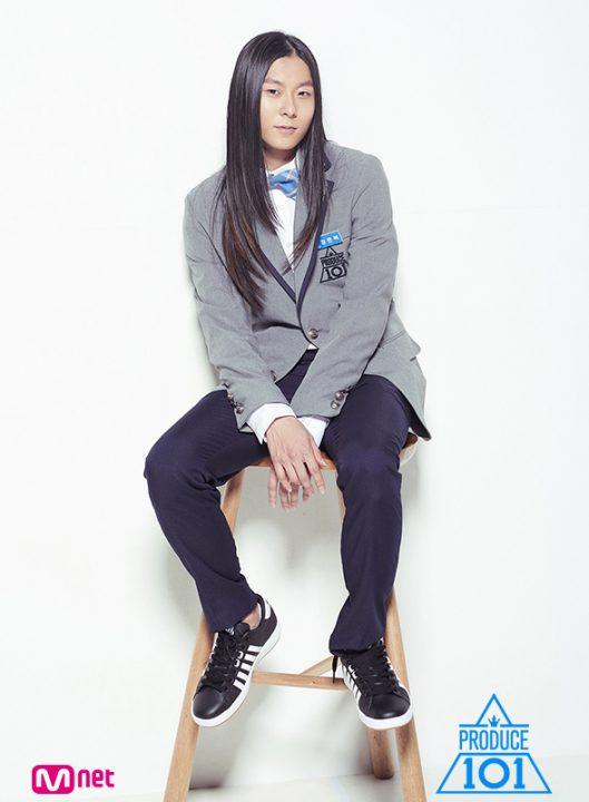 チャン・ムンボク / 장문복 / JANG MOON VOK