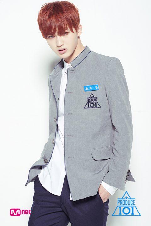 ジョンジョン / 정정 / ZHU ZHENG TING