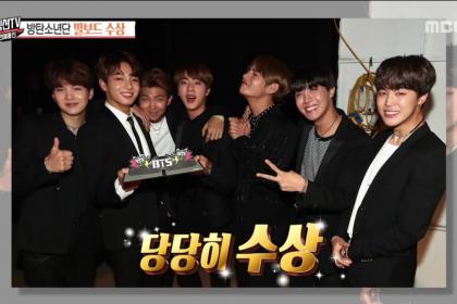 K-POPグループ初!防弾少年団「2017ビルボード・ミュージック・アワード」で受賞!