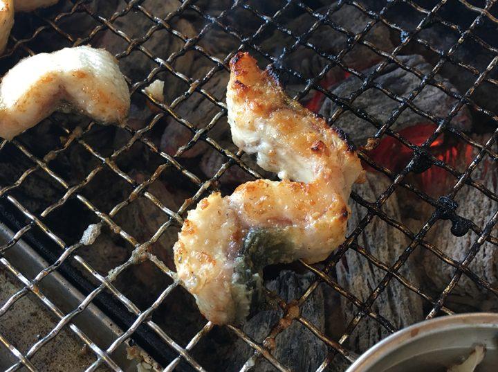 チャンオナラ/장어나라(ウナギの国)焼き加減調整