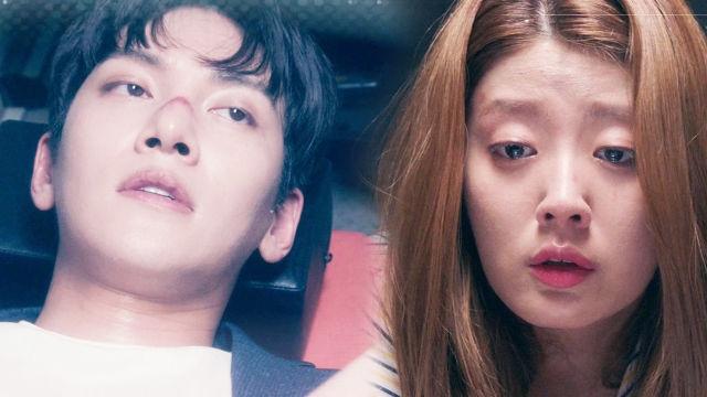 「怪しいパートナー」18話の予告映像!チ・チャンウク&ナム・ジヒョン主演ドラマ
